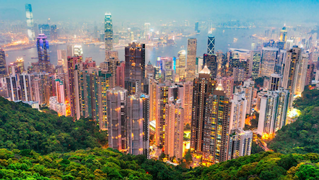Hong Kong's protests have caused a dip in luxury sales. Image credit: Hong Kong Tourism