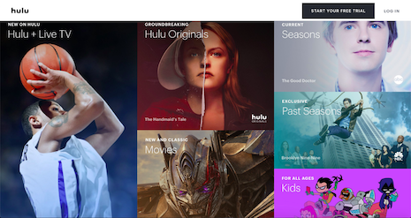 No more slam dunk for Hulu. Image credit: Hulu