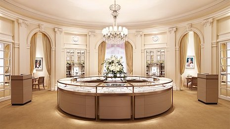 Cartier is known for its exquisite customer service in-person and on phone. Seen: The Princess Grace Salon in the Cartier Mansion on Fifth Avenue in New York. Image credit: Cartier