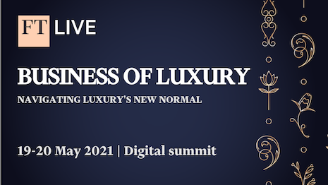 This year's event, focused on navigating the new normal, will be digital, while the 2022 edition will be held in-person in Athens. Image courtesy of the Financial Times